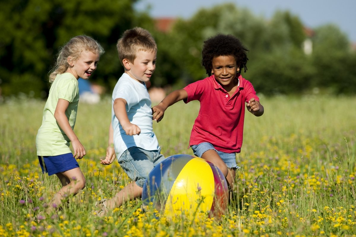 Image result for playing children